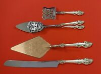 """El Greco By Reed and Barton Sterling Silver Olive Spoon Ideal 5 3//4/"""" Custom Made"""