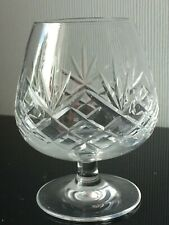 Clear Cut Crystal Glass Cognac Brandy Balloon Goblet 300ml Serving Drink Cup