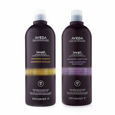 Aveda invati shampoo and conditioner 33.8 oz / 1 liter Duo BB
