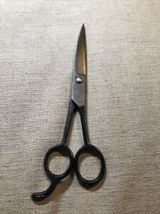 Vintage Rare Pair Of Oster Scissors! Highest Quality Find. Good Action And Shar