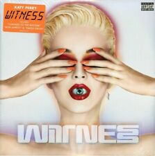 KATY PERRY Witness Explicit CD BRAND NEW FACTORY SEALED