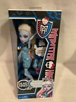 🔥 Monster High Dead Tired Abbey Bominable Doll *Retired NEW Last One 🔥