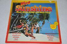 VA Sampler - Viva Sunshine - Italo-Pop - Album Vinyl Schallplatte LP