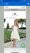 Hi-Low Short Wedding Dress Size 14