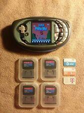 Nokia N-Gage Sandisk Mmc Multi Media Card 1Gb + At&T/T-Mobile Sim card Loaded!