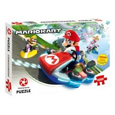 Winning Moves Puzzle Mario Kart Funracer 1000pc 302