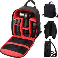 Universal Kamera Tasche Kamerarucksack Rucksack Fototasche Für Cannon/Nikon DSLR