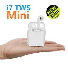 Auricolari Wireless i7S TWS Bluetooth  Per Cuffie senza fili Apple iPhone X 8 7