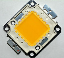 30W LED Chip, warmweiss, 3000K, 5 Reihen a 10 LED!
