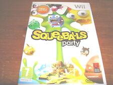 Squeeballs Party Nintendo Wii 7 Entertainment Game