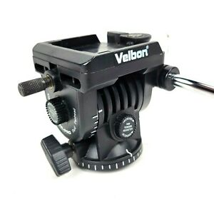 Velbon Tripod Head PH368 Mini- Pro Fluid Pan Head