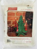 Vintage Hobby Kraft Christmas Tree Centerpiece