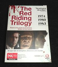 THE RED RIDING TRILOGY FILM  1974 1980 1983 | DAVID PEACE |