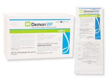 Demon WP 40% Cypermethrin kill roaches, fleas, spider, ants 4 X 9.5 gram