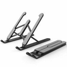 Support pour PC MAC Ordinateur Portable Réglable Pliant Laptop Table Stand