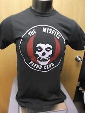 Mens Licensed The Misfits Fiend Club Shirt New L