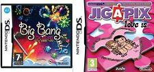 Jigapix Love Is & big bang mini     new&sealed