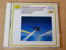 Dvorak/Symphony No.9/Grammophon CD Album/Herbert Von Karajan/Berlin Philharmonic