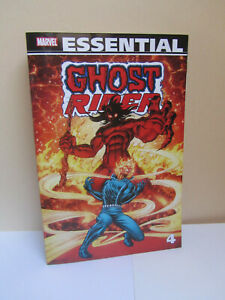 Marvel ESSENTIAL GHOST RIDER Volume 4 Ghost Rider #66- 81 & + Roger Stern / J.M.