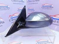 Bmw  E87  M sport Passenger side  wing mirror in Sparkling Graphite  5 Pin  Lci
