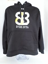 Men's Under Armour Hoodie Super Bowl By Word Of Life NWOT size-M Black