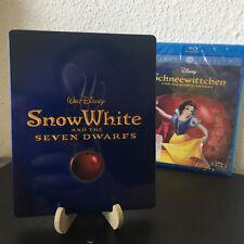 Schneewittchen CA Bluray Steelbook TOP-Zustand!! Disney OOP!! 7 Zwerge Deutsch!!