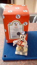 "Enesco  Mickey and Co. # 347019 ""Take 2 Hugs and call me in the Morning"""