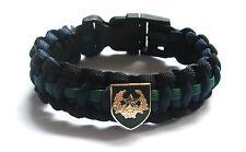 cameronians paracord armband