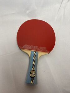 DHS Hurricane Table Tennis / Ping Pong Bat / Paddle / Racquet