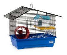 Hamster Cage Tower Mice Mouse Wheel House Tube  BNIB