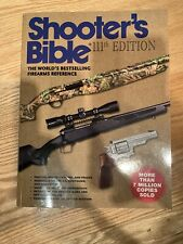 Shooter's Bible 111th Ed. Photos, Specifications and Prices - 608 Pg. 2019 New