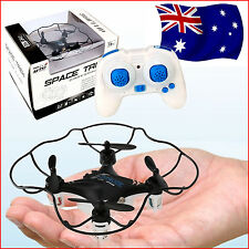RTF Mini 2.4GHz RC Gyro Remote QuadCopter Helicopter Nano Micro Parrot Drone AR