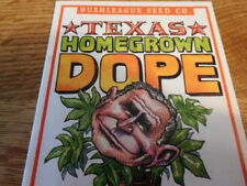 Bush league seed company package of Home grown dope