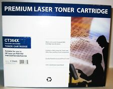 Sealed Toner Cartridge CT364X for 64X HP LaserJet P4015N P4015X P4515N P4515X
