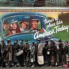 There's No Place Like America Curtis Mayfield Vinyl 0803415816613
