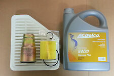 TOYOTA AVENSIS 2.2 D4D (09-) AIR OIL FUEL POLLEN FILTER ENGINE OIL SERVICE KIT
