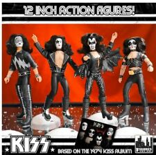Series 2 Kiss 12 inch Ftc retro action figures 2012 (loose Figures)