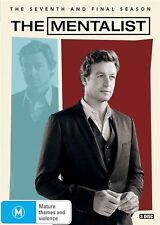 The Mentalist Season 7 (FINAL) : NEW DVD