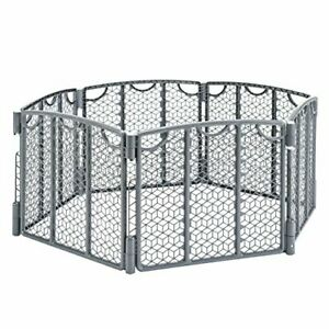 Evenflo Versatile Play Space Indoor & Outdoor Play Space Portable 18.5 Square