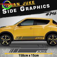 Nissan Juke Race Stripes Car Decal Vinyl Stickers