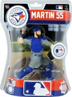 Russell Martin Toronto Blue Jays 6' Action Figure Imports Dragon MLB 2017 !! NEW