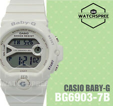 Casio Baby-G Runners Series White Watch BG6903-7B AU FAST & FREE*