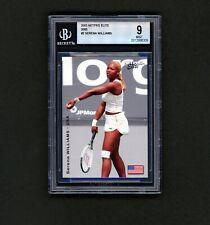 2003 NetPro Elite Serena Williams #2 Rookie /2000 BGS 9 Mint 🎾 High End 🎾