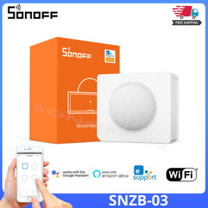 SONOFF SNZB-03 ZigBee PIR Motion Sensor Wireless Smart Home Security Detectors