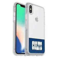 OtterBox NFL Colts Symmetry Series Cell Phone CASE for Apple iPhone 7 / 8