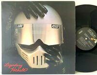Lou Reed - Legendary Hearts - Original RCA AFL1-4568 LP Vinyl Record Album