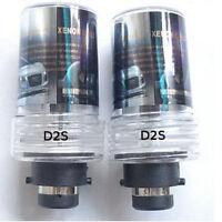 VW Golf MK4 MK5 R32 D2S 6000K HID Xenon Bulbs 2 Replacement Headlights Bulb Lamp
