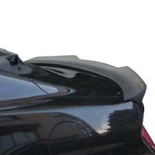 Matte Black Rear Decklid Spoiler Wing for All 15-17 Ford Mustang / V6 / GT350
