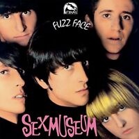 SEX MUSEUM - FUZZ FACE  VINYL LP+CD NEW!