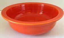 Fiestaware Serving Bowl, 8.5 inch diameter, Poppy
